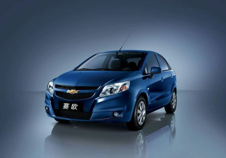 Обзор Chevrolet New Sail